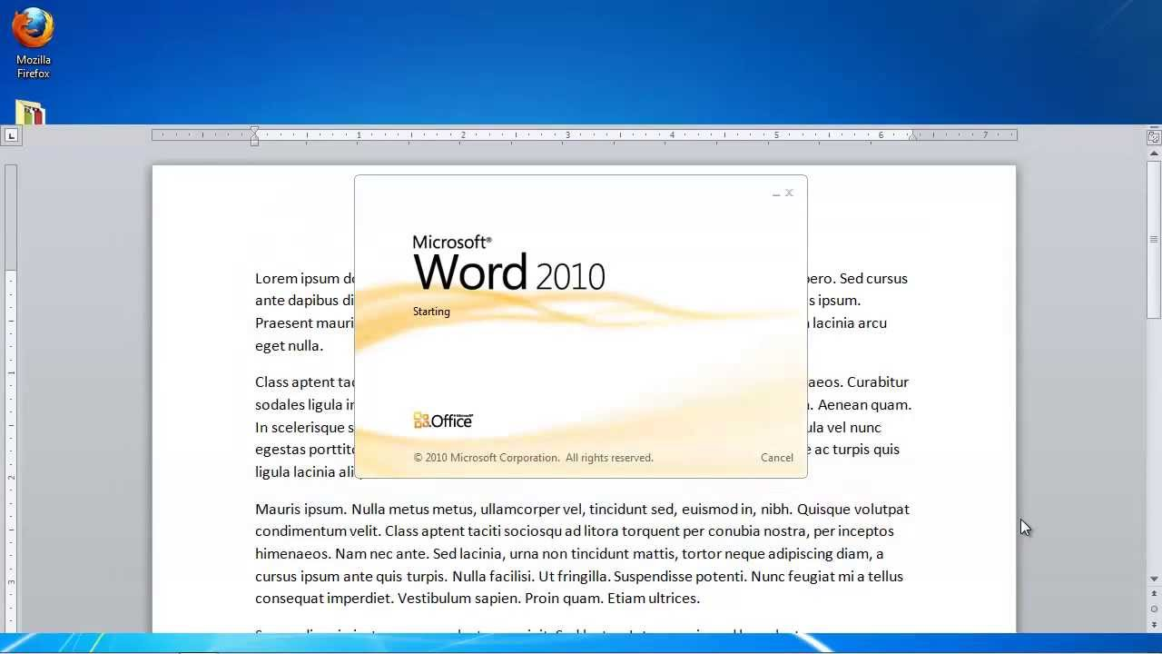how to insert page break in word 2013