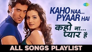 Kaho Naa Pyaar Hai - Audio Songs Jukebox