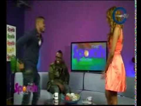 ALI KIBA AND OMMY DIMPOZ(live in Sporah show)