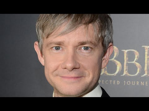 10 Facts About Martin Freeman.,