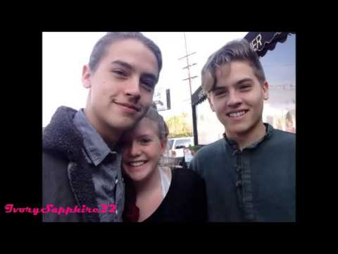 Dylan and Cole Sprouse - December 2013