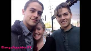 Dylan And Cole Sprouse December 2013
