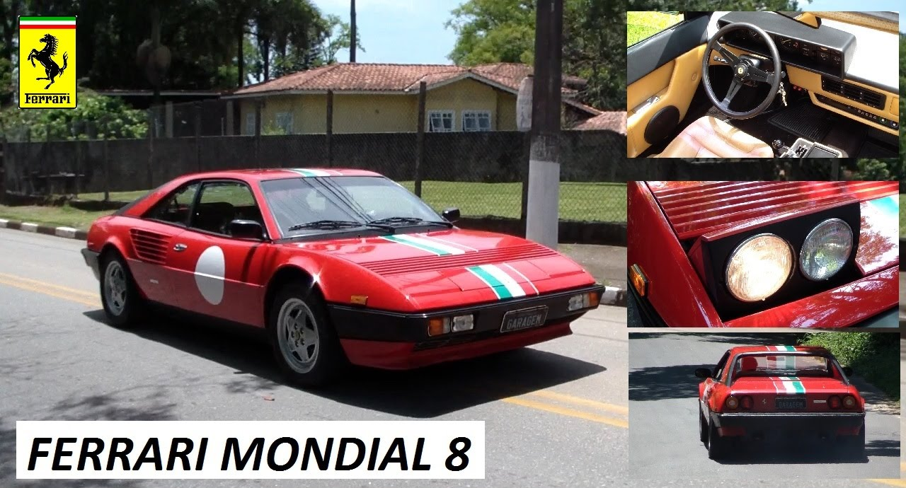 ferrari mondial 8 en venta ferrari mondial 8 2 9 v8 1981 for sale at targa florio cars in. Black Bedroom Furniture Sets. Home Design Ideas
