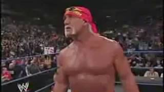 The Rock Completely Owns Hulk Hogan