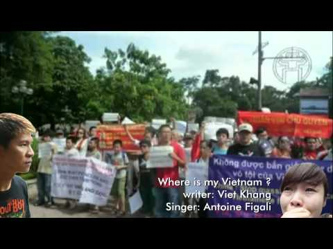 Viet Nan toi dau-Where is my Vietnam-Viet Khang-(ReMix)