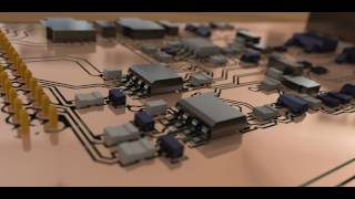 CATIA V6 | Electronics & Circuit Board Design (PCB) | Conductor Layers & Copper Tracks