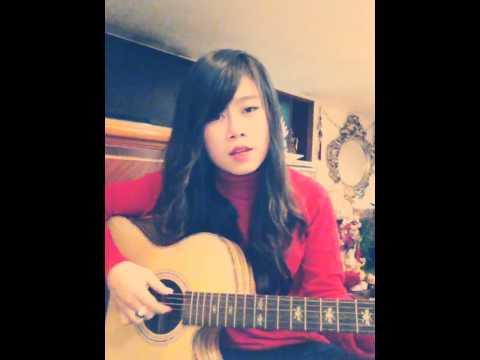Chỉ là em giấu đi guitar ( cover ) - Cheshi Lai