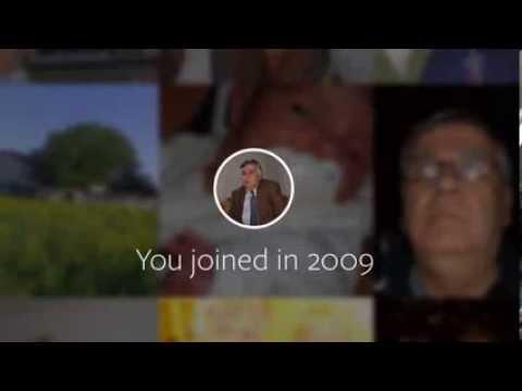 Sande Krstevski - Facebook 10 years lookback