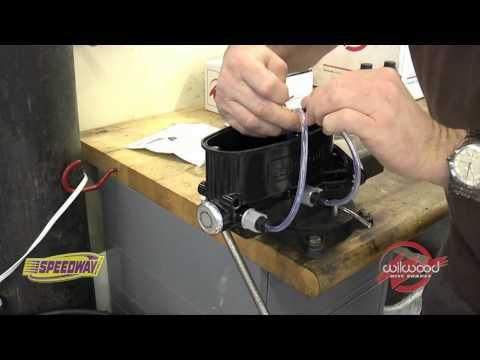 Wilwood Master Cylinder - Installation and Bleeding Procedure