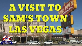 Sam's Town Las Vegas Video Profile view on youtube.com tube online.