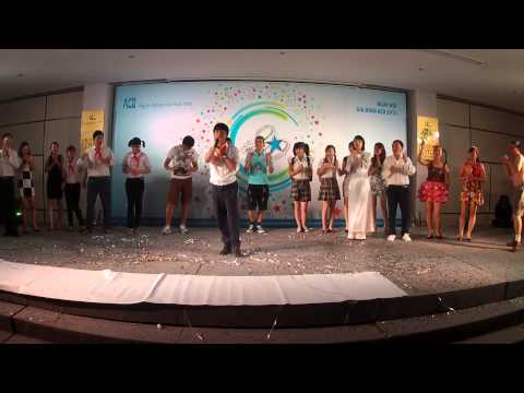 Liên hoan ca nhạc ACB KV Hải Phòng - 06/2013