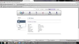 Configuración Del Olo Router Movil : Cambiar Clave Wifi