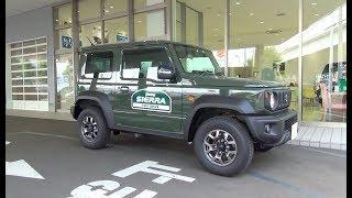 2018 New SUZUKI JIMNY SIERRA 1.5 4WD - Exterior & Interior
