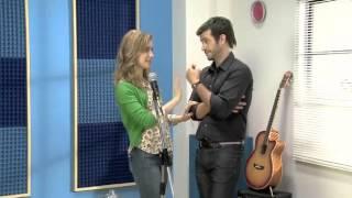 Violetta: Concurso Studio: Tip 1 De Canto Con Angie Y