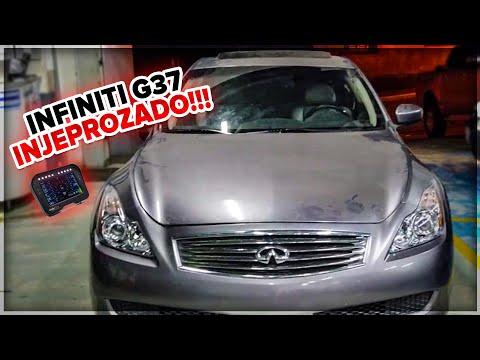 INFINITI G37 do João Barion agora com Injepro!