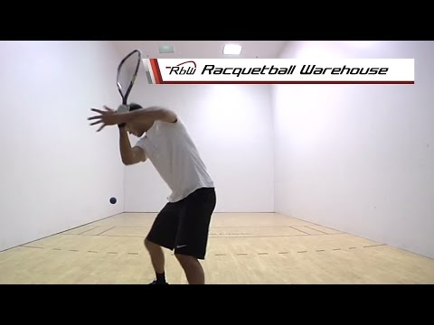 Racquetball Drills - Pinches