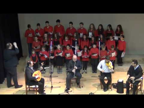 Στα τρίκορφα (Τσάμικο Πελοποννήσου) / Χορωδία Αγ. Βησσαρίωνος Φιλιππιάδος