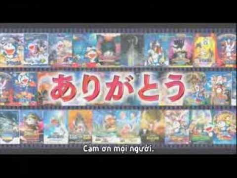 DORAEMON: NOBITA & VIỆN BẢO TÀNG BẢO BỐI - Doraemon đạt 100 triệu lượt xem