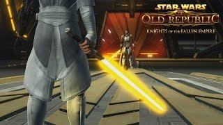 SWTOR - Knights of the Fallen Empire - 'The Battle of Odessen' Teaser