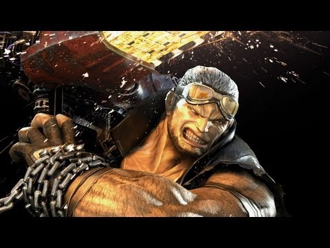 Trailer - ANARCHY REIGNS Jack Trailer for PS3 and Xbox 360