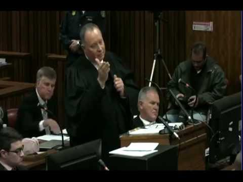 Oscar Pistorius Trial: Wednesday 2 July 2014, Session 3