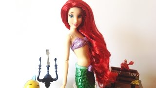 Disney Store: The Little Mermaid Deluxe Singing Ariel