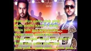 Latest Punjabi Songs-BEBO Alfaaz Feat. Yo Yo Honey Singh