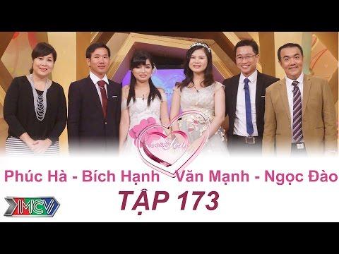 Phúc Hà - Bích Hạnh | Văn Mạnh - Ngọc Đào | VỢ CHỒNG SON | Tập 173 | 11/12/2016