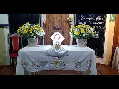 Adoração ao Santíssimo Sacramento | 08.07.2021 | ANSPAZ