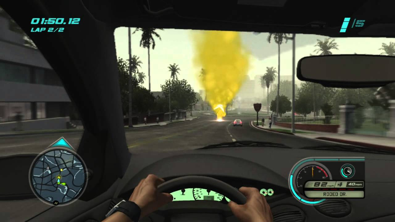 gta 5 driving in first person