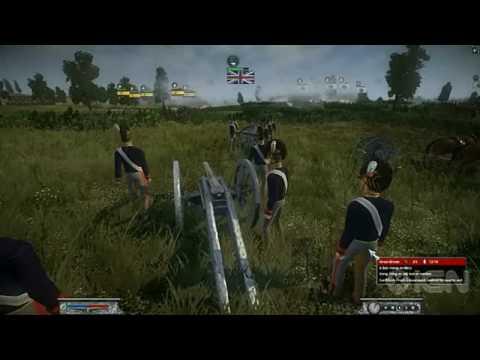 Битва при Ватерлоо - видео