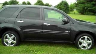 2007 Pontiac Torrent Start Up, Quick Tour, & Rev With Exhaust View - 95K videos