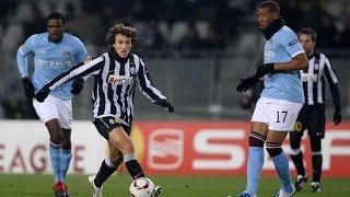 16/12/2010 - Europa League - Juventus-Manchester City 1-1