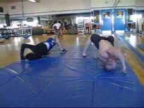 MMA Workouts Bodyweight  Conditioning Image 1