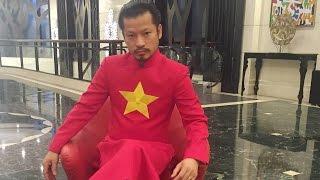 Hùng Cửu Long bị đấm vỡ mặt vì tội thách thức người Việt hải ngoại