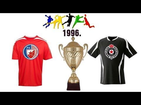 RK Crvena Zvezda – RK Partizan (23.05.1993.)
