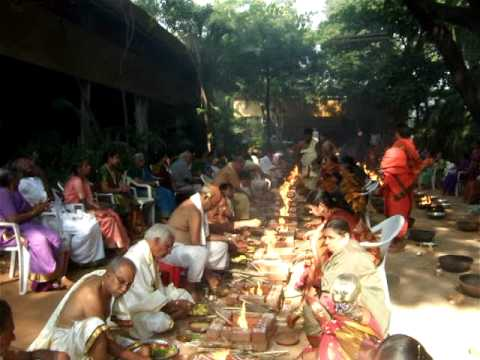 chaganti family at laksha vottulu puja  - YouTube