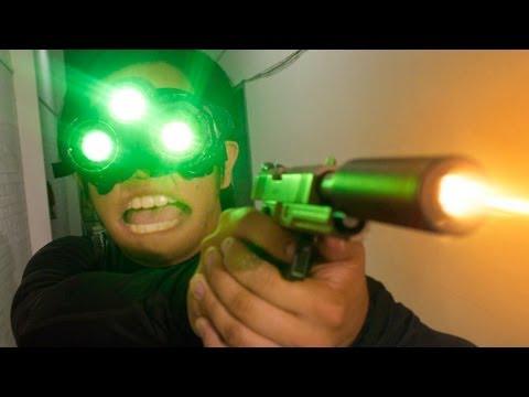 Splinter Cell: Lightbulb Assassin [Убийца лампочек] и творчество поклонников