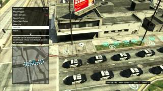 GTA Online How To Make 'Busted' And 'Demo Derby' Custom