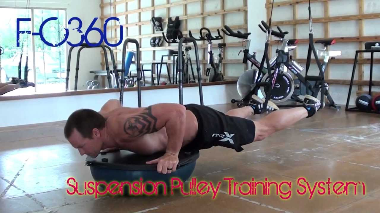 F-C360 Core 360 Suspension Pulley Training System from ...