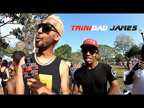 Trinidad Carnival Monday 2014