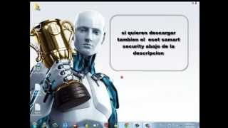 Descargar Eset Nod32 O Smart Security Version 6 ,en