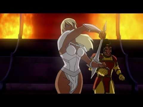Wonder Woman vs Furies