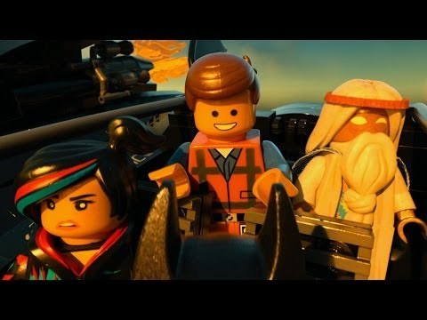 Thumbnail image for 'The LEGO® Movie - Official Teaser Trailer [HD]'