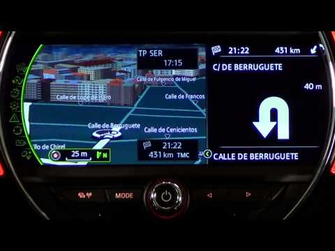 MINI Cooper. Modelo 2014. Impresiones sistema multimedia Professional