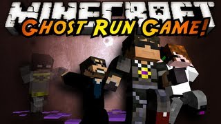 Minecraft Mini-Game : GHOST RUN!