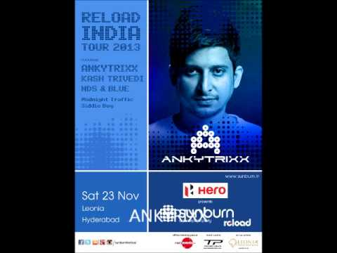 Sunburn Reload Hyderabad Radio Coverage.