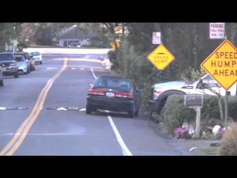 Kentfield Speed Humps - PBB
