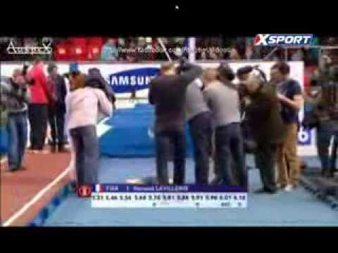 Renaud Lavillenie 6,16m World Record