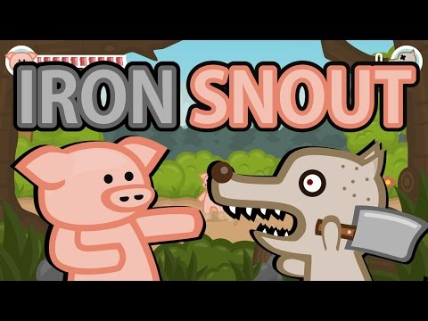 IRON SNOUT - Watch Out For The Big Bad Wolf!!!